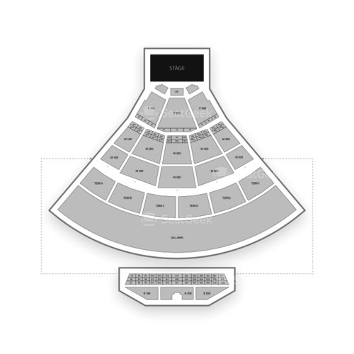 Mann Center for the Performing Arts Seating Chart Concert