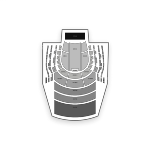 New Jersey Performing Arts Center Seating Chart Dance Performance Tour