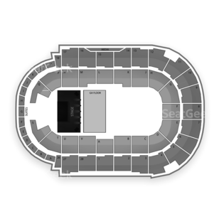 Harbour Station Seating Chart Concert
