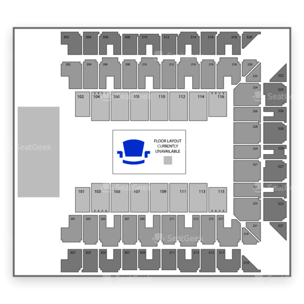 Royal Farms Arena Seating Chart Parking