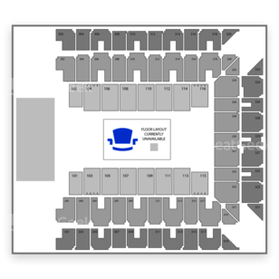 Baltimore Brigade Seating Chart