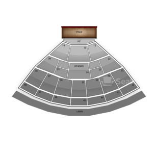 Blossom Music Center Seating Chart Classical