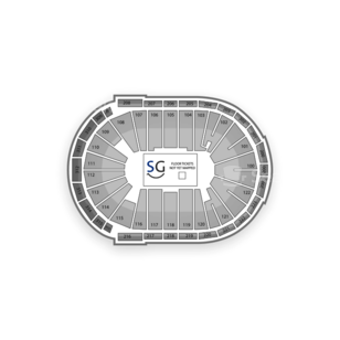 Arena at Gwinnett Center Seating Chart Concert