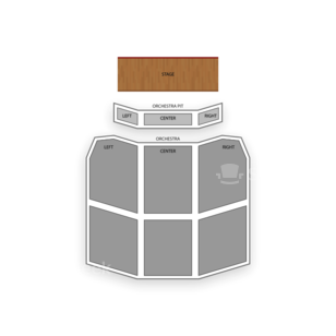Keswick Theatre Seating Chart Comedy