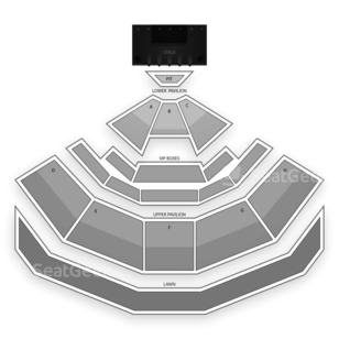 Klipsch Music Center Seating Chart Concert