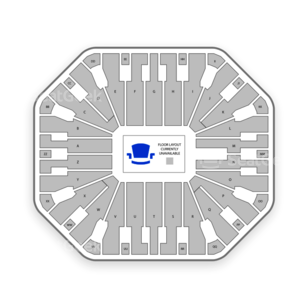 Don Haskins Center Seating Chart Boxing