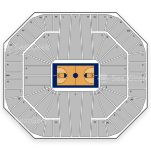 UTEP Miners Basketball Seating Chart