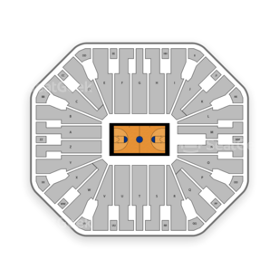 Don Haskins Center Seating Chart NCAA Basketball