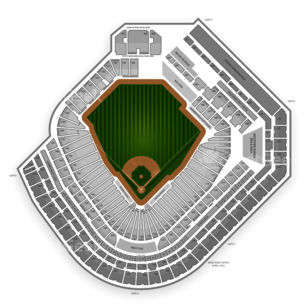 Colorado Rockies Seating Chart