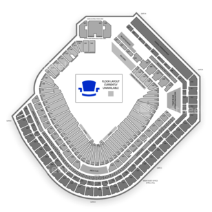 Coors Field Seating Chart Parking