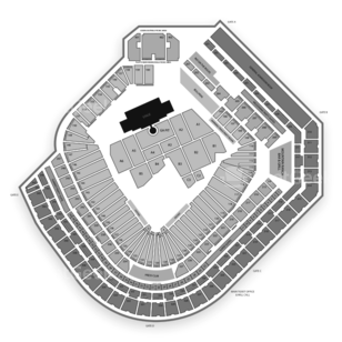 Coors Field Seating Chart Concert