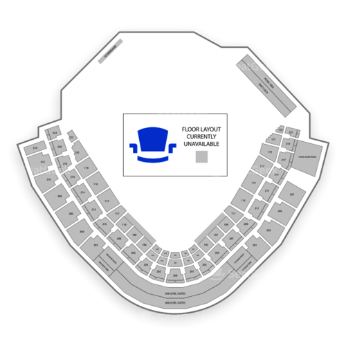 NBT Bank Stadium Seating Chart Concert