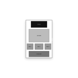 The Fonda Theatre Seating Chart Concert