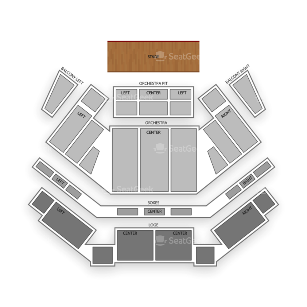 Tilles center seating chart family map seatgeek