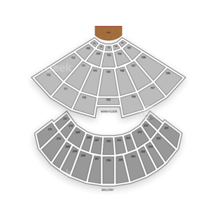 Akoo Theatre at Rosemont Seating Chart Music Festival