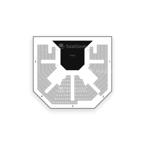 Stratford Studio Theatre Seating Chart Concert
