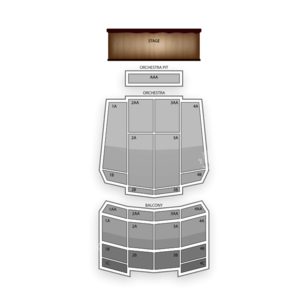 Rialto Square Theatre Seating Chart Theater