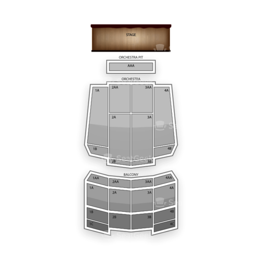 Rialto Square Theatre Seating Chart
