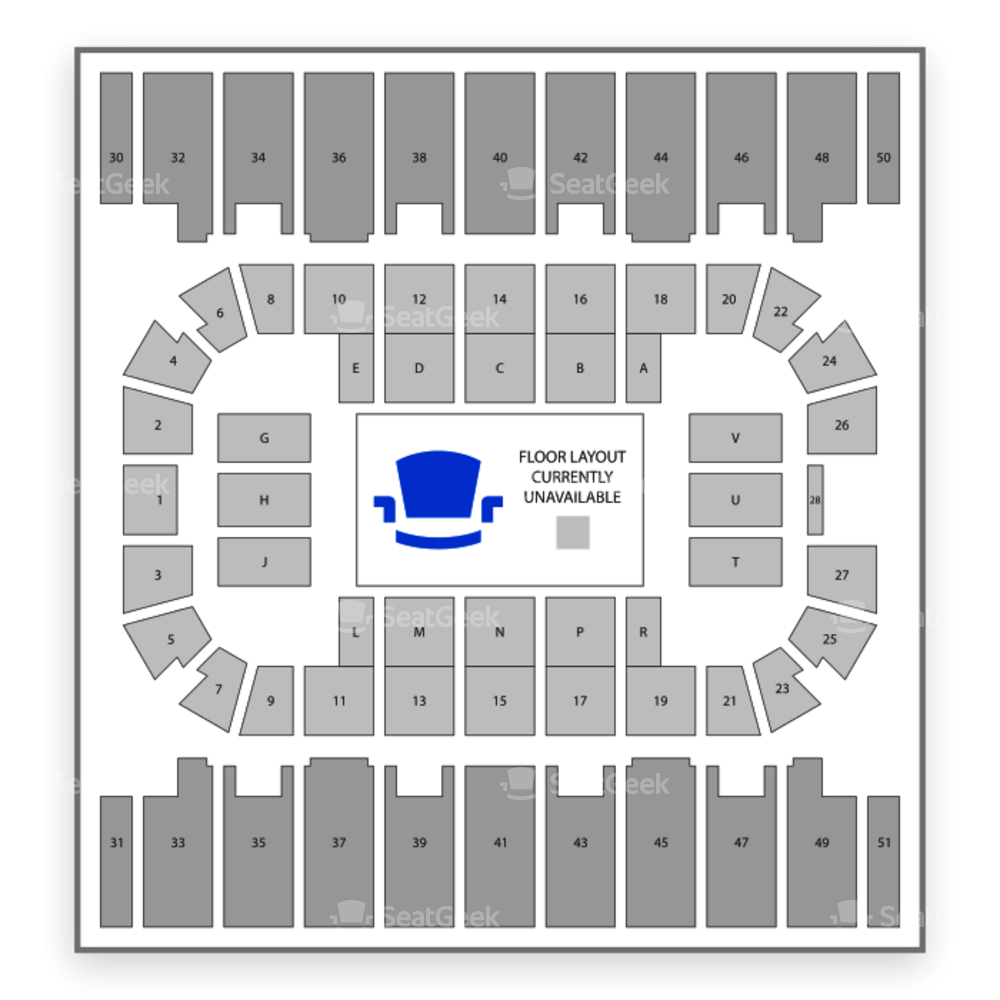 Rimrock Auto Arena at Metrapark Seating Chart Rodeo