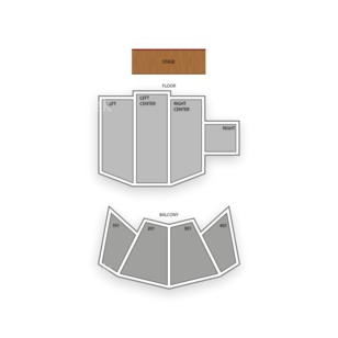 House of Blues Atlantic City Seating Chart Concert
