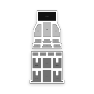 Wellmont Theatre Seating Chart Concert