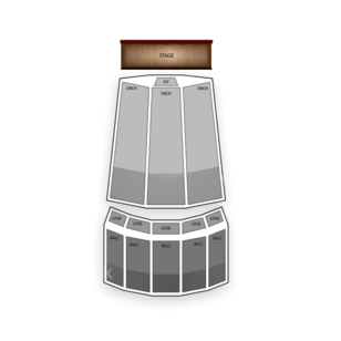 Hershey Theatre Seating Chart Concert