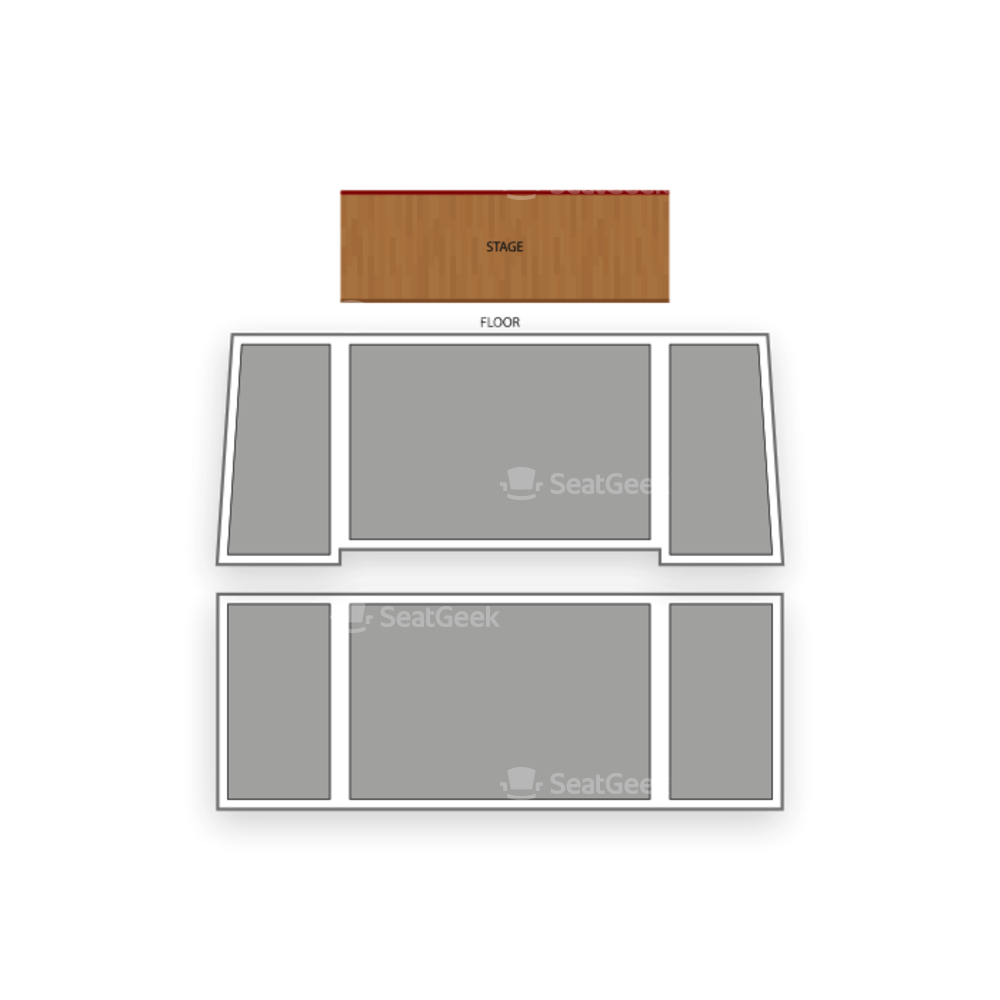 Gramercy Theatre Seating Chart Theater