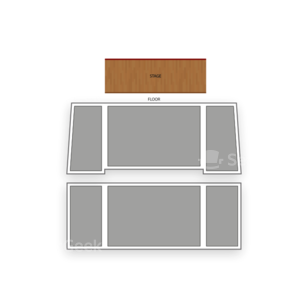 Gramercy Theatre Seating Chart Dance Performance Tour