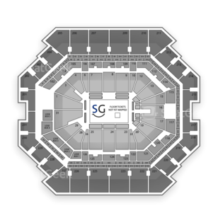 Barclays Center Seating Chart Classical Orchestral Instrumental