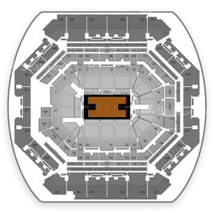 Brooklyn Nets Seating Chart