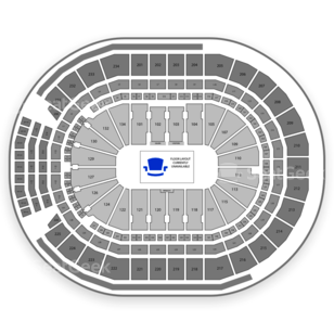Rogers Place Seating Chart MMA
