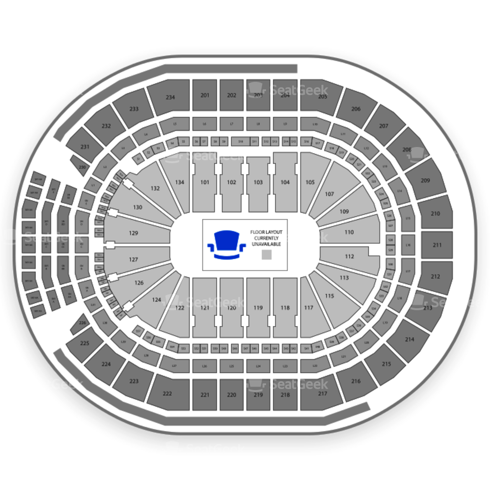 Rogers Place Seating Chart Wwe