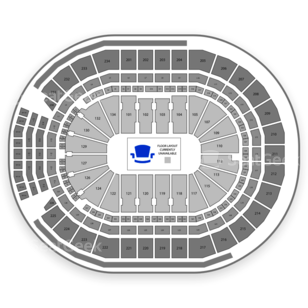 Team Canada Seating Chart