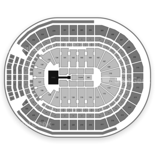 Rogers Place Seating Chart Concert