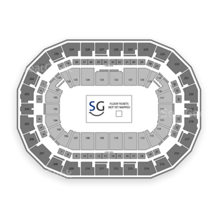 Save Mart Center Seating Chart Broadway Tickets National