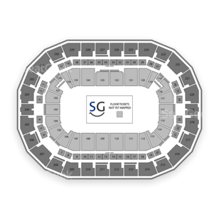 Save Mart Center Seating Chart MMA