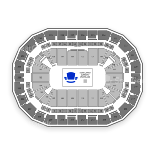 Save Mart Center Seating Chart Dance Performance Tour