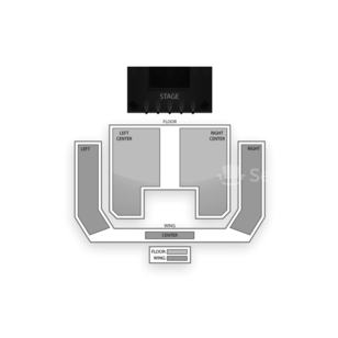 Sands Bethlehem Event Center Seating Chart Theater