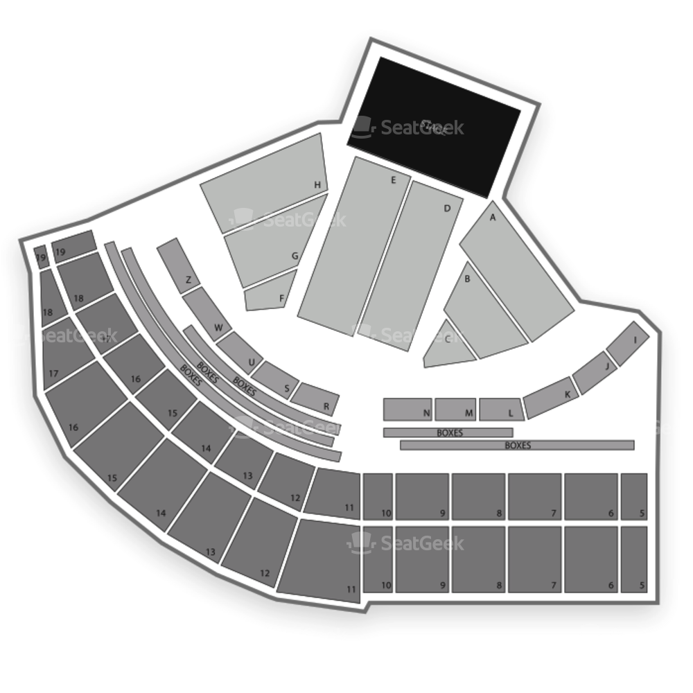 Puyallup Fairgrounds Seating Chart Concert