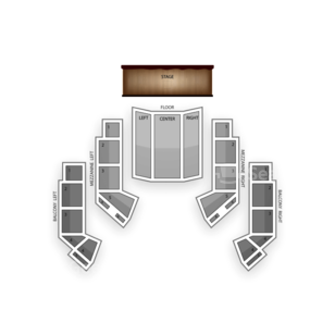 Niagara Fallsview Casino Resort Seating Chart Theater