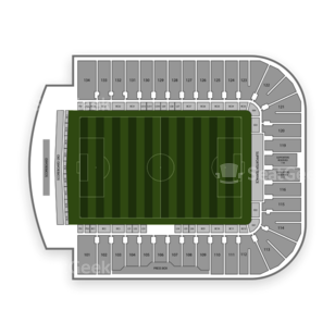 Avaya Stadium Seating Chart Parking