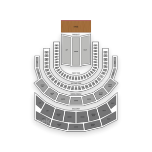 Carnegie Hall - Stern Auditorium Seating Chart Theater