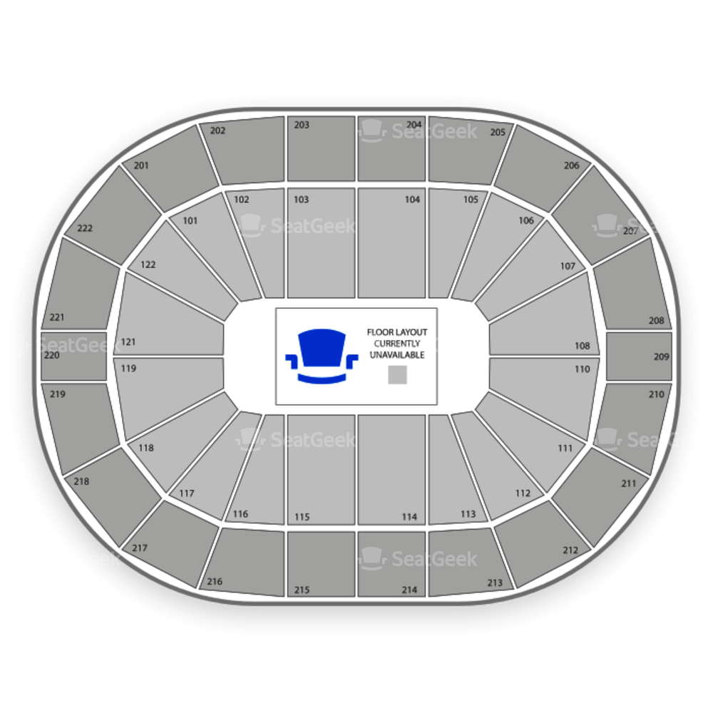 Chaifetz Arena Seating Chart Comedy