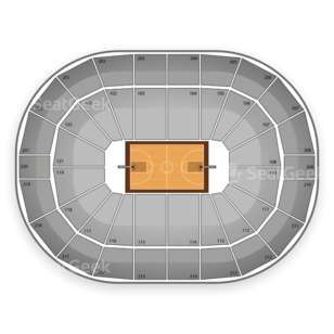 Chaifetz Arena Seating Chart Family