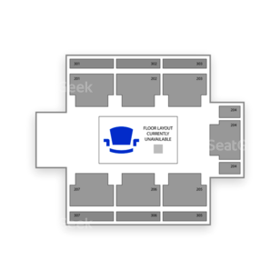 Seminole Hard Rock Hotel & Casino Seating Chart Theater