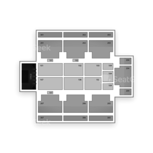 Seminole Hard Rock Hotel & Casino Seating Chart Comedy