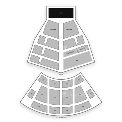 College Street Music Hall Seating Chart Mgmt