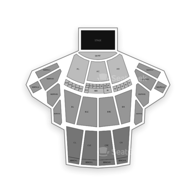 The Greek Theatre Seating Chart Marina