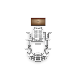 Howard Theatre Seating Chart Comedy