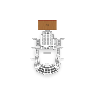 The Howard Theatre Seating Chart Theater